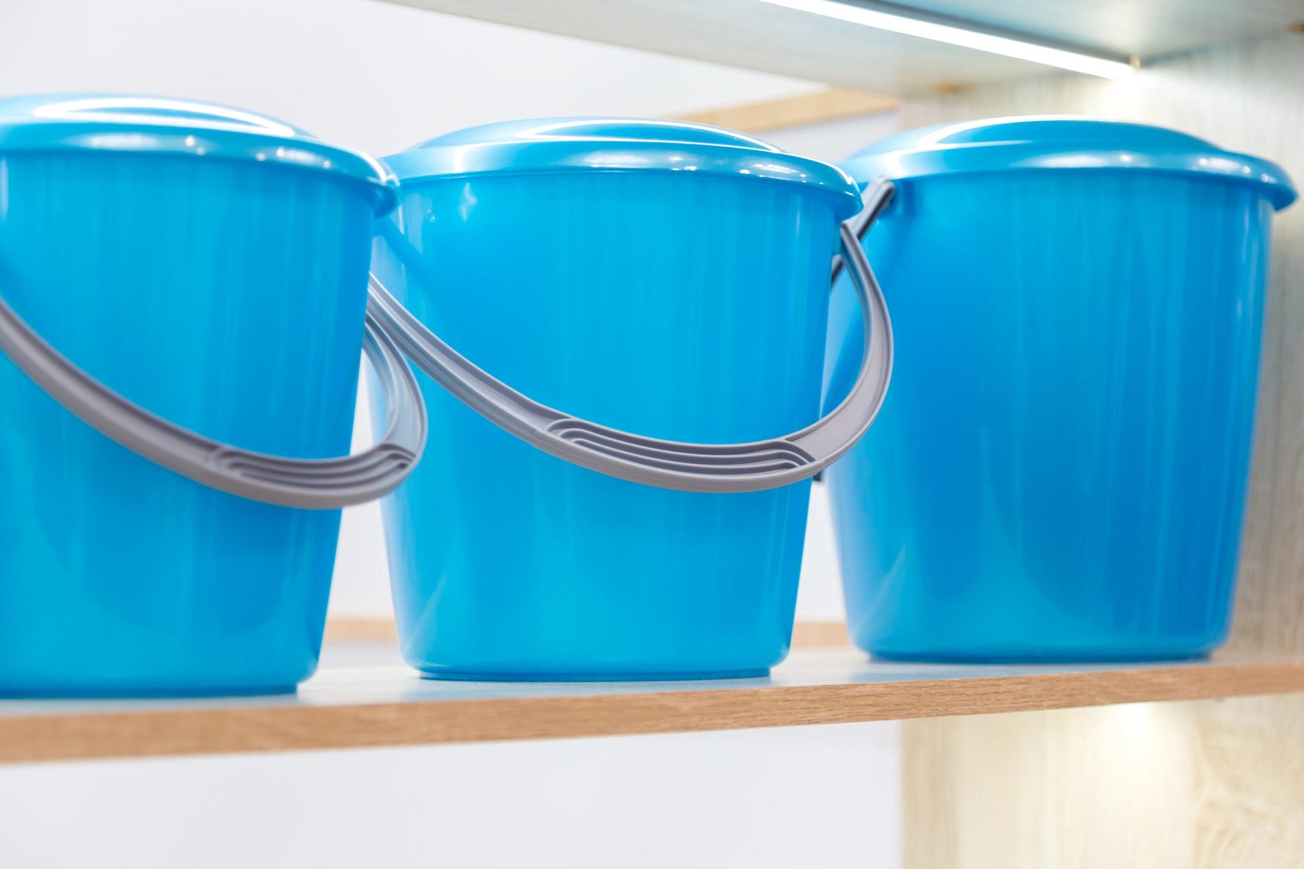 Jakie wiadra plastikowe znajdą zastosowanie w warsztatach?